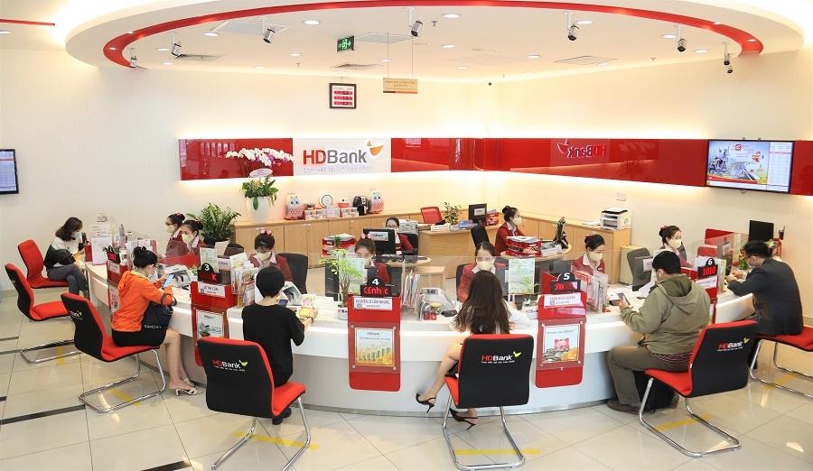 HDBank giảm lãi suất 1% cho các lĩnh vực ưu tiên, bị ảnh hưởng Covid-19