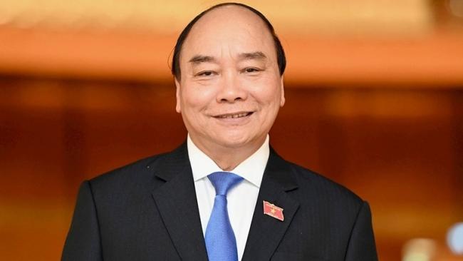 Tiếp tục giới thiệu đồng chí Nguyễn Xuân Phúc giữ chức Chủ tịch nước nhiệm kỳ 2021-2026