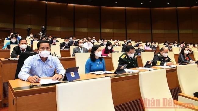 Hôm nay, Quốc hội thảo luận về kế hoạch phát triển kinh tế - xã hội