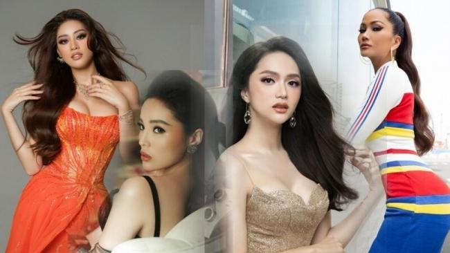 Top 10 Hoa hậu Việt có lượng follow cao nhất, đứng đầu là Hương Giang, kế tiếp là ai?