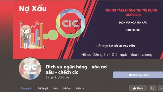 CIC cảnh báo các hình thức lừa đảo mới về thông tin tín dụng