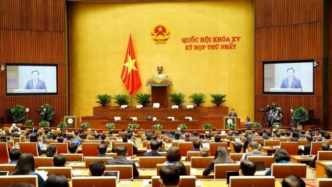 Tiếp thu tư tưởng pháp quyền nhân nghĩa Hồ Chí Minh trong hoạt động lập pháp của Quốc hội