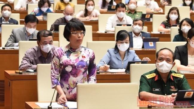 Thông cáo số 6, Kỳ họp thứ nhất, Quốc hội khóa XV