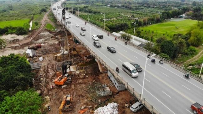 6 công trình được thi công trong thời gian giãn cách ở Hà Nội