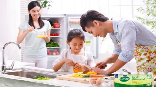 Tăng kháng thể IgA - Hỗ trợ bảo vệ sức khỏe trong mùa dịch