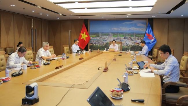 Ảnh hưởng và giải pháp cho sản xuất kinh doanh của Petrovietnam trong giai đoạn giãn cách xã hội