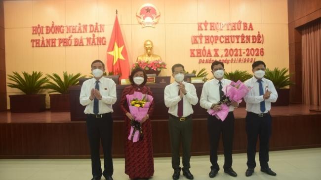 Phê chuẩn Phó Chủ tịch UBND TP. Đà Nẵng