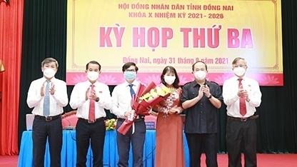 Phê chuẩn Phó Chủ tịch UBND tỉnh Đồng Nai