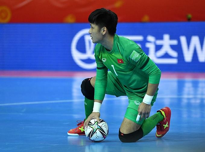 Hòa CH Czech, tuyển futsal Việt Nam đi tiếp ở World Cup