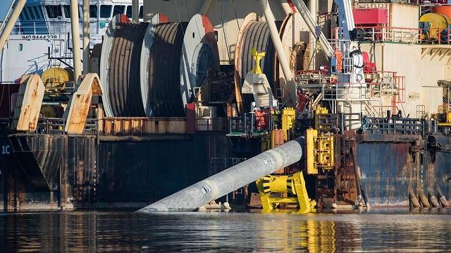 """Chủ tịch Đảng Xanh châu Âu dọa biến Nord Stream 2 thành """"một đống phế liệu"""""""