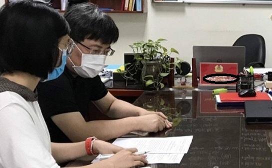 Khởi tố giám đốc người Trung Quốc và phó giám đốc doanh nghiệp nước ngoài về hành vi chôn lấp hàng trăm tấn rác thải trái phép