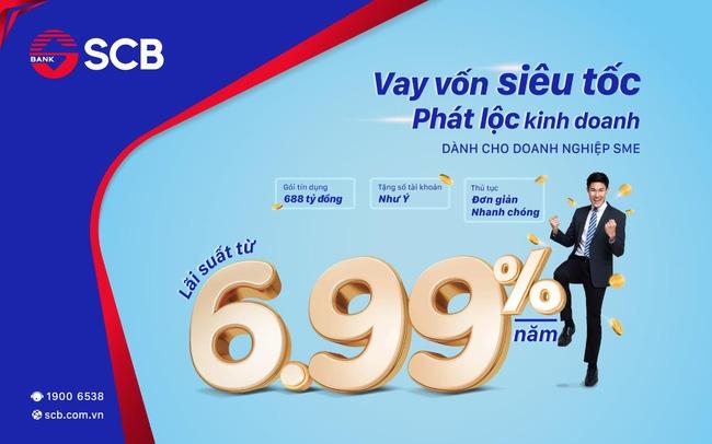 Tin nhanh ngân hàng ngày 22/9: SCB triển khai gói cho vay siêu tốc dành cho doanh nghiệp SME