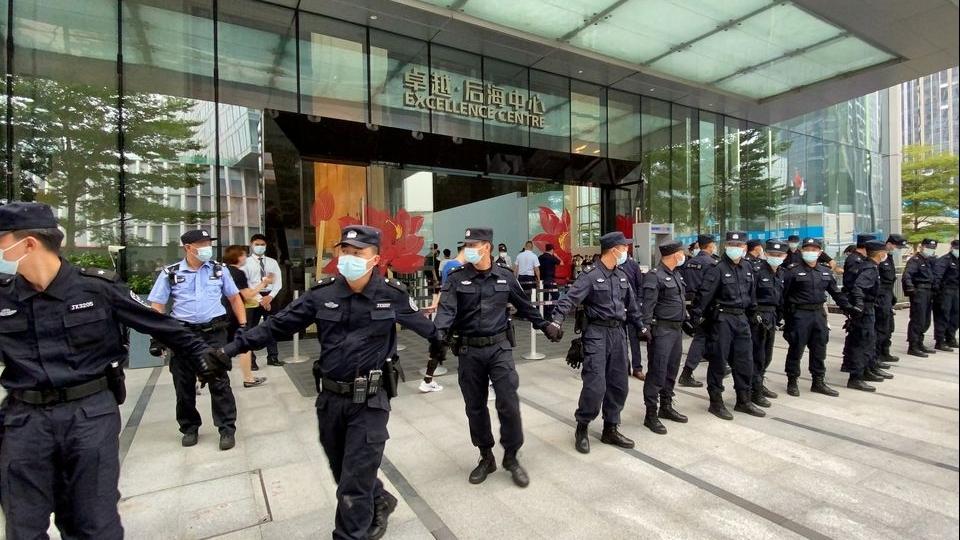 Trung Quốc chuẩn bị ứng phó bất ổn xã hội nếu Evergrande sụp đổ