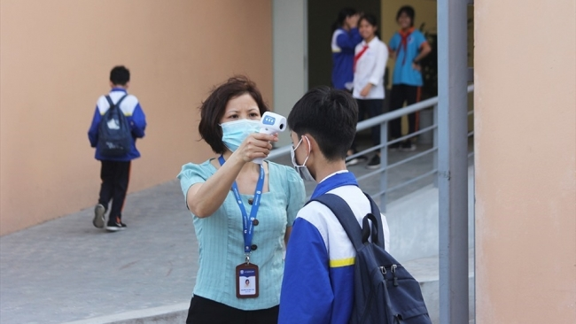 Hà Nội xây dựng các kịch bản cho học sinh đi học trở lại