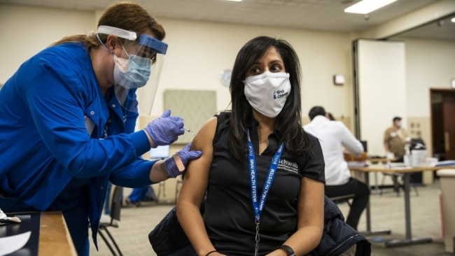 New York (Mỹ): Giải pháp thúc đẩy tiêm vắc xin Covid-19