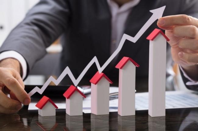 Định giá cổ phiếu bất động sản đang ở vùng hấp dẫn