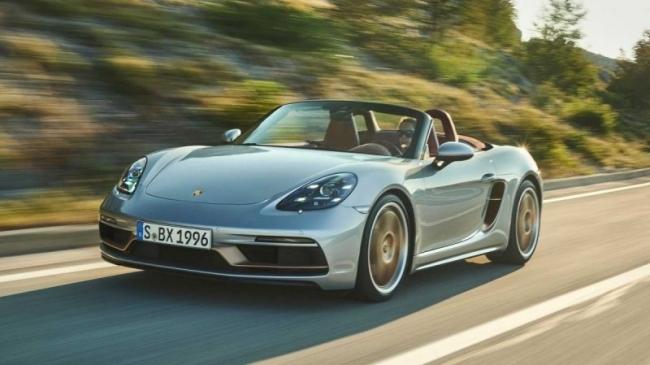 Porsche triệu hồi Boxster và Cayman vì nguy cơ gãy trục sau