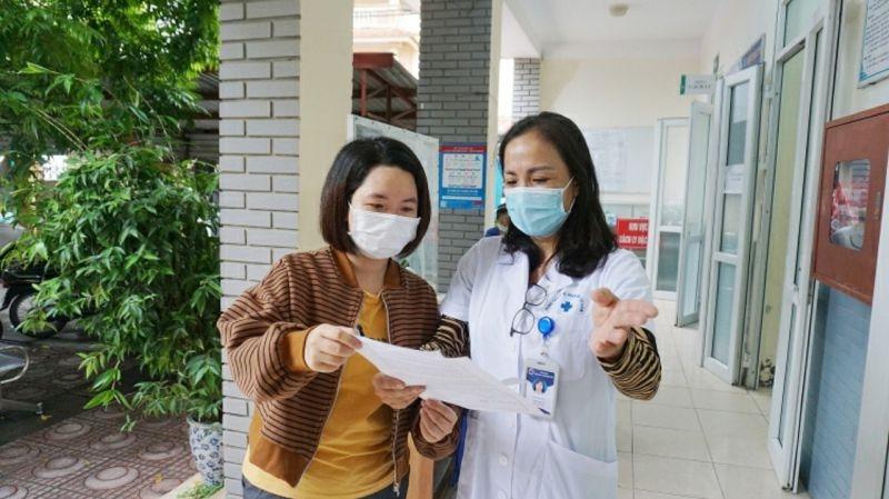 Phường Tây Mỗ điểm sáng tiêm vắc-xin phòng Covid 19 trên địa bàn Thành phố Hà Nội