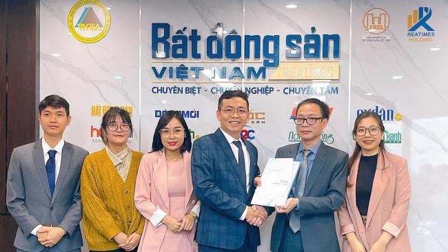 Bổ nhiệm Giám đốc điều hành Khối Nội dung, Phó Tổng Thư ký Tạp chí điện tử Bất động sản Việt Nam