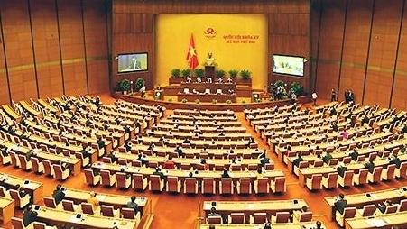 Trọng thể lễ khai mạc Kỳ họp thứ hai, Quốc hội khóa XV