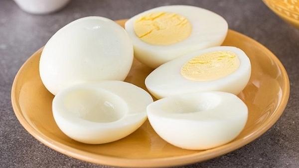 11 lợi ích của trứng gà luộc đối với sức khoẻ