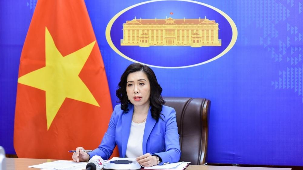 Họp báo thường kỳ của Bộ Ngoại giao ngày 21/10/2021