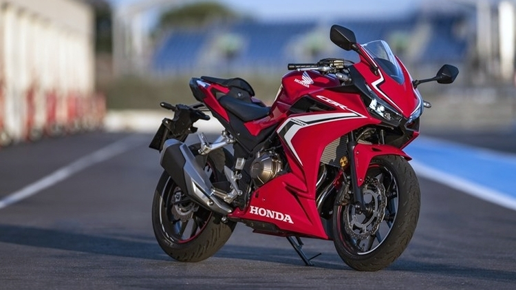 Honda Việt Nam triệu hồi 3 mẫu môtô lỗi phanh ABS
