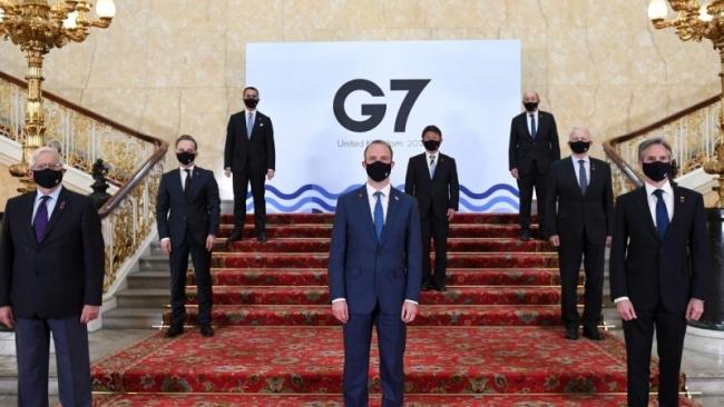 Những nét mới trong Tuyên bố Hội nghị Bộ trưởng Ngoại giao G7 năm 2021