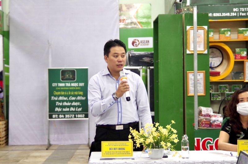 """Đẩy mạnh tiêu thụ nông sản Lạng Sơn trên các Sàn thương mại điện tử thông qua chương trình """"Gian hàng Việt trực tuyến"""""""