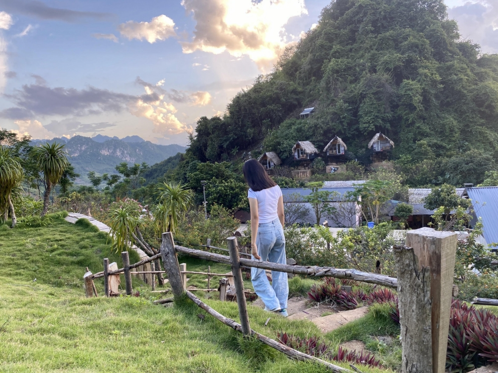 Phố núi Tình yêu tìm về một chốn bình yên