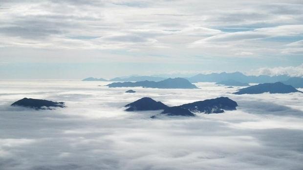 Săn mây ở đỉnh Lảo Thẩn đẹp ngỡ bồng lai tiên cảnh chốn nhân gian