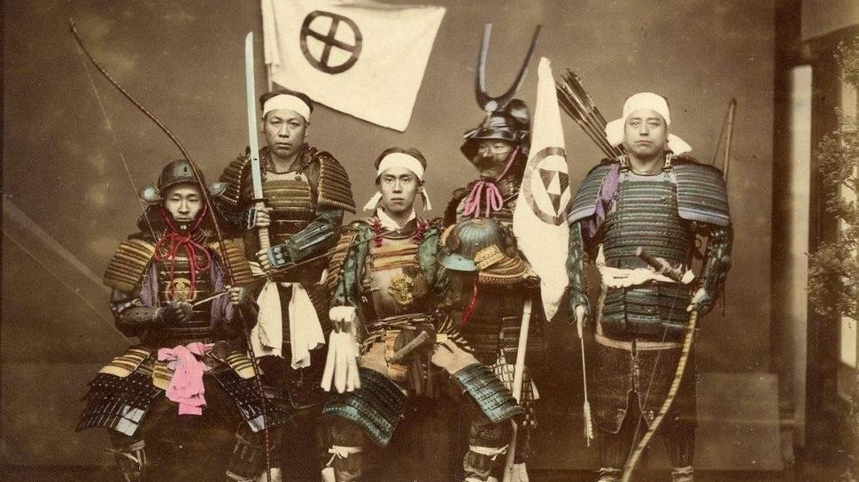 Văn hóa samurai và geisha của Nhật Bản trong quá khứ