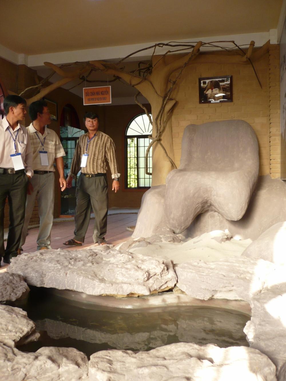 Nét độc đáo, ấn tượng của bảo tàng Cội Nguồn- Phú Quốc