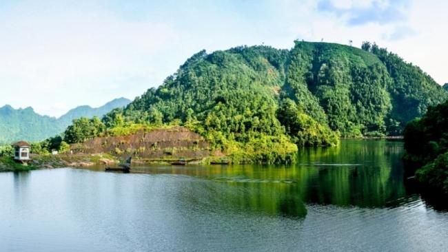 """Hồ Ly """"Tuyệt tình cốc"""" Phú Thọ"""