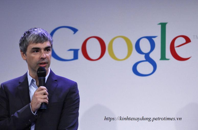 Chân dung tỷ phú trẻ Larry Page