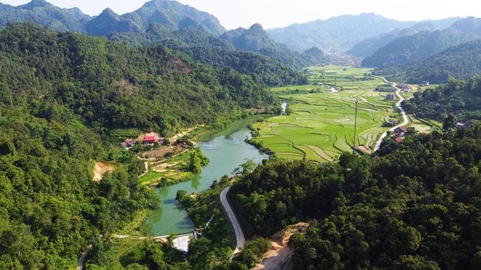 Lạng Sơn: Thác Đăng Mò: Vẻ đẹp nên thơ, huyền bí