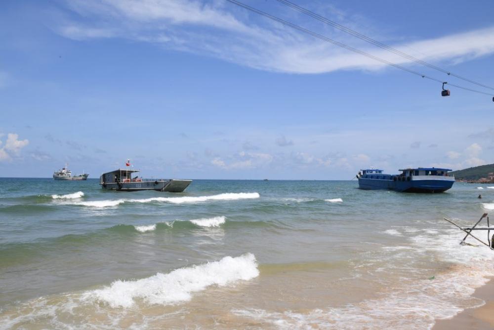 Lữ đoàn 127 bảo vệ vững chắc chủ quyền biển đảo