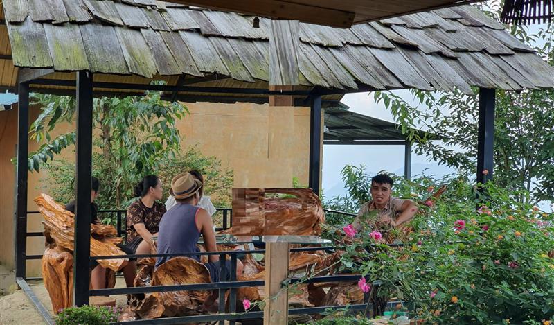 Lào Cai: Chàng trai Ly Xá Xuy khởi nghiệp từ du lịch