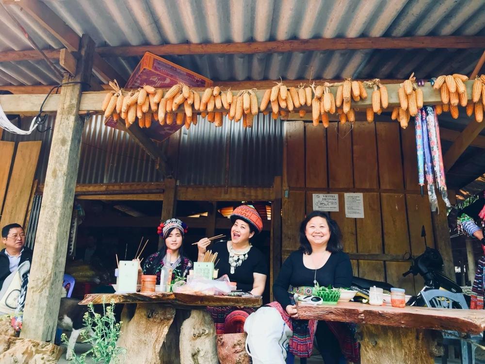 Lai Châu: Hè đến ghé Lai Châu giữa trời Tây Bắc 'lạc' trong bản Mông với mây trời