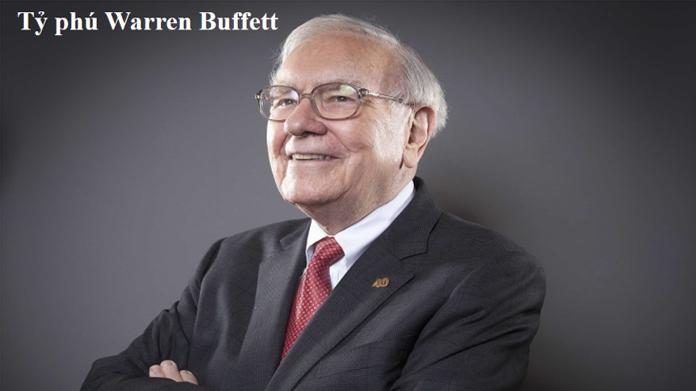 "Tỉ phú Warren Buffett - ""Huyền thoại đến từ Omaha"""