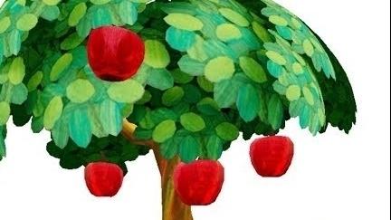 Một cây táo, cuối cùng đã ra quả!