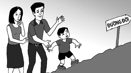Thời gian vô tình, vận mệnh vô thường, yêu thương cha mẹ từng ngày, để ngày mai không phải hối hận