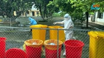 Điện Biên: Ngăn chặn nguồn lây dịch bệnh qua rác thải y tế