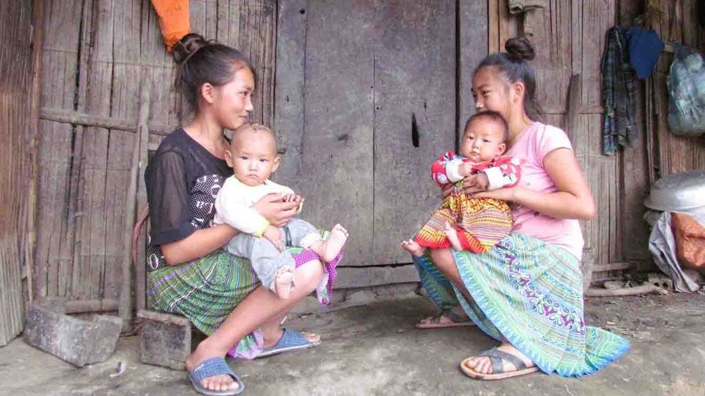 Lai Châu: Nỗ lực giảm tỷ lệ tảo hôn