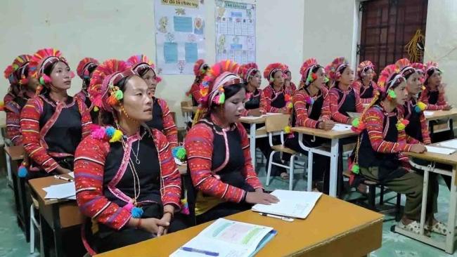 Lai Châu: Nâng cao hiệu quả công tác xóa mù chữ